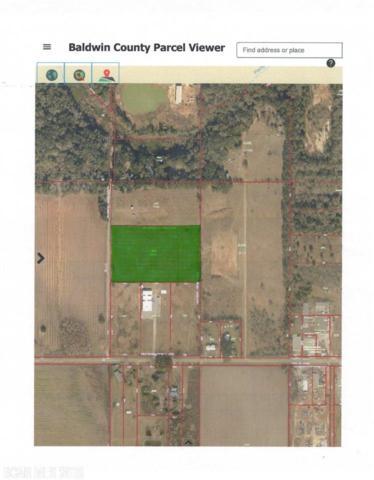 0 Mccarron Lane, Summerdale, AL 36580 (MLS #277293) :: JWRE Mobile
