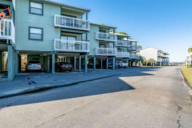 25861 Canal Road #78, Orange Beach, AL 36561 (MLS #277313) :: The Dodson Team