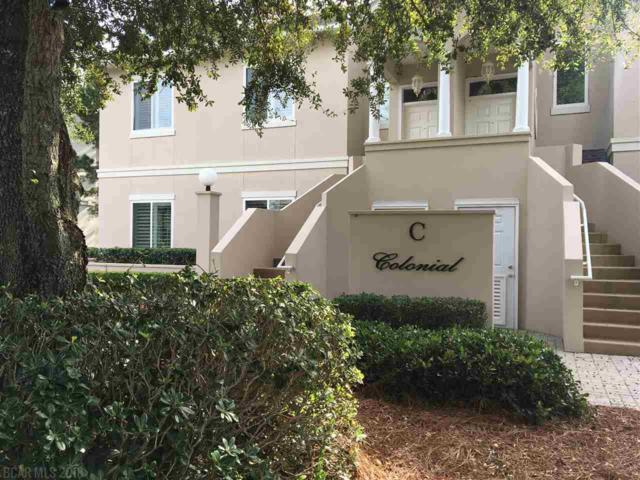 200 Peninsula Blvd C201, Gulf Shores, AL 36542 (MLS #277344) :: JWRE Mobile