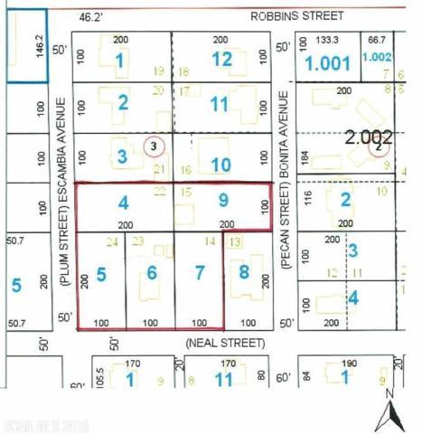 0 Escambia Avenue, Brewton, AL 36426 (MLS #277372) :: Jason Will Real Estate