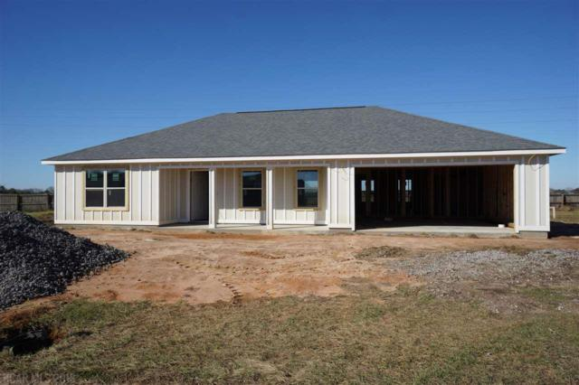 124 Marsh Court, Summerdale, AL 36580 (MLS #277415) :: Ashurst & Niemeyer Real Estate