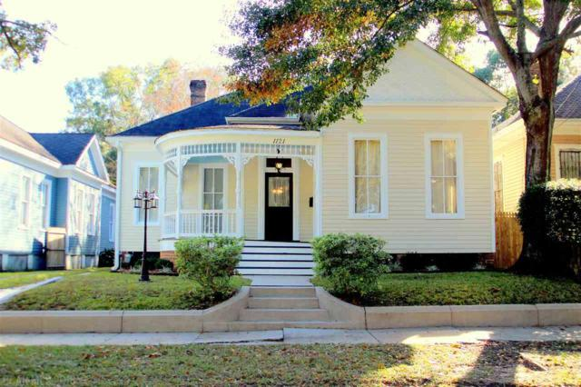 1121 Old Shell Road, Mobile, AL 36604 (MLS #277444) :: Jason Will Real Estate