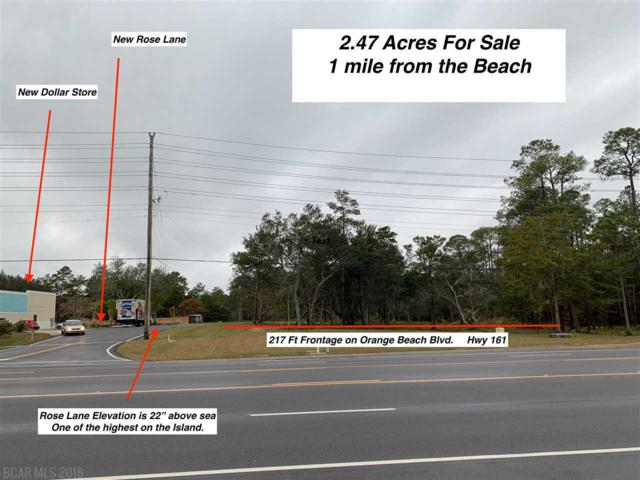 4161 Orange Beach Blvd, Orange Beach, AL 36561 (MLS #277480) :: The Kim and Brian Team at RE/MAX Paradise