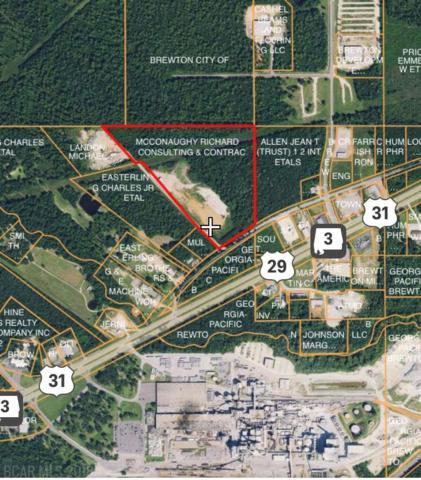 0 Asphalt Drive, Brewton, AL 36426 (MLS #277489) :: Jason Will Real Estate