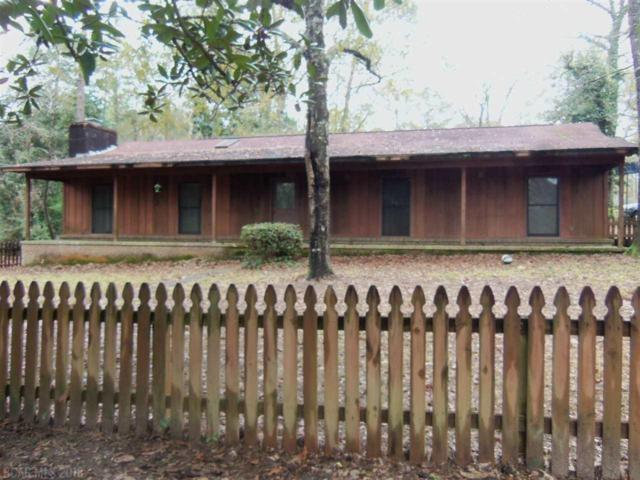 806 Lakeview Drive, Bay Minette, AL 36507 (MLS #277521) :: Elite Real Estate Solutions