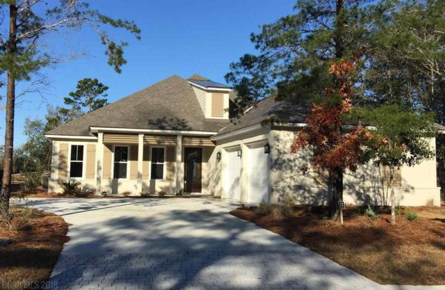 545 Retreat Lane, Gulf Shores, AL 36542 (MLS #277633) :: Coldwell Banker Coastal Realty