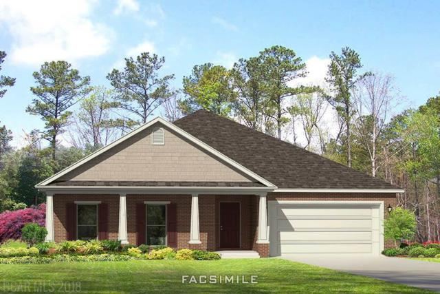 800 Wedgewood Drive, Gulf Shores, AL 36542 (MLS #277640) :: Coldwell Banker Coastal Realty