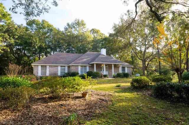 11806 Village Green Dr, Magnolia Springs, AL 36555 (MLS #277654) :: Elite Real Estate Solutions