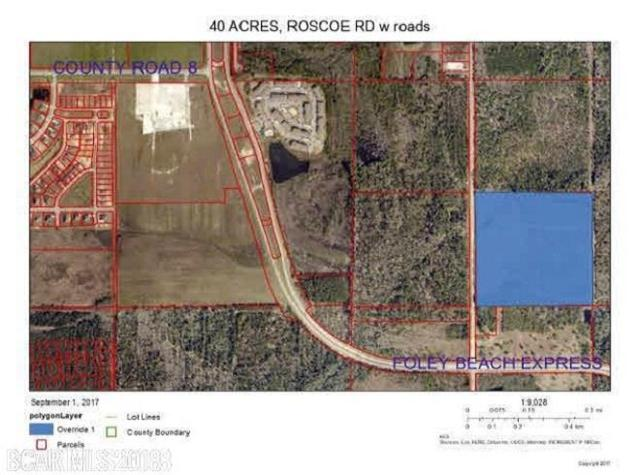 6684 Roscoe Rd, Gulf Shores, AL 36542 (MLS #277778) :: Coldwell Banker Coastal Realty