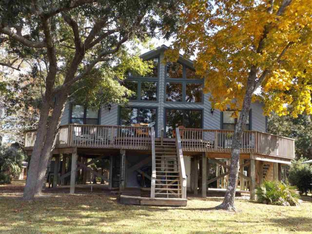 5133 Bay Drive, Orange Beach, AL 36561 (MLS #277784) :: Gulf Coast Experts Real Estate Team