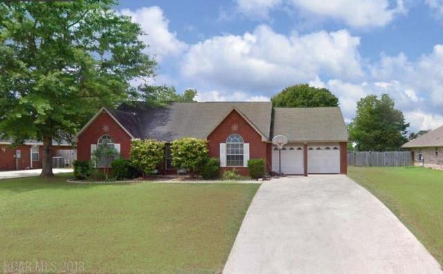 25425 Lakeland Drive, Loxley, AL 36551 (MLS #277810) :: Elite Real Estate Solutions