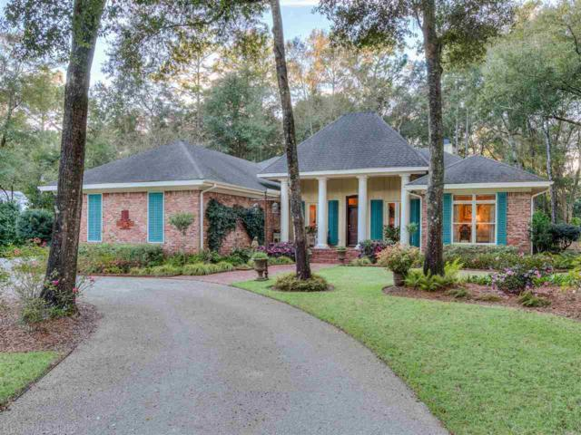12185 Jessamine Street, Magnolia Springs, AL 36555 (MLS #277865) :: Ashurst & Niemeyer Real Estate