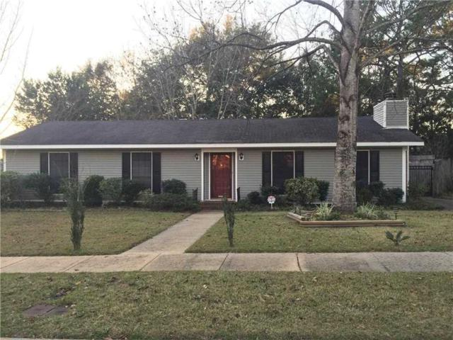 2816 Woodmill Lane, Mobile, AL 36695 (MLS #278069) :: Elite Real Estate Solutions