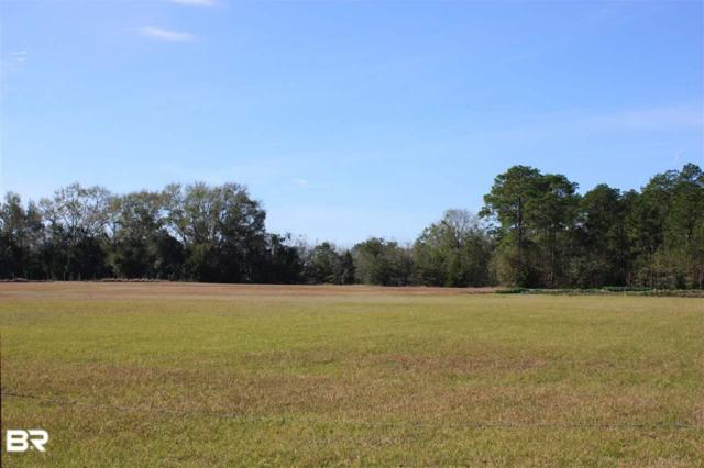 0 S 9th Street, Silverhill, AL 36576 (MLS #278163) :: ResortQuest Real Estate