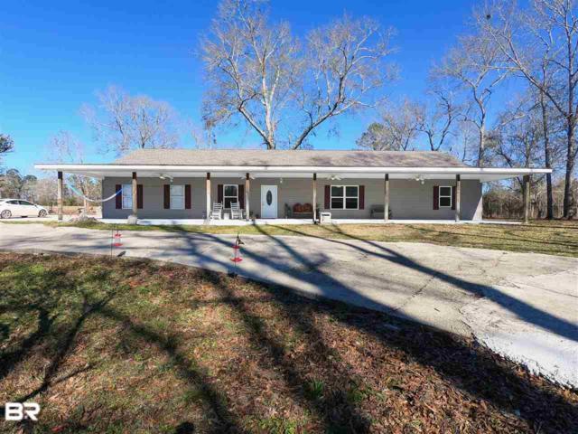 4460 Topton Road, Mcintosh, AL 36553 (MLS #278221) :: Elite Real Estate Solutions