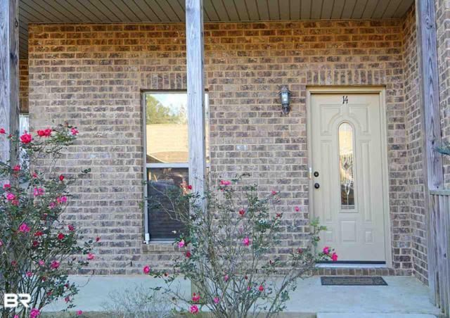 20637 Blueberry Lane #14, Fairhope, AL 36532 (MLS #278227) :: Elite Real Estate Solutions