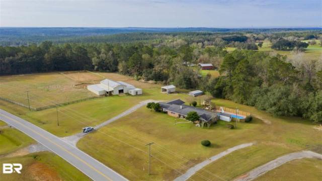 41333 County Road 39, Bay Minette, AL 36507 (MLS #278230) :: Elite Real Estate Solutions