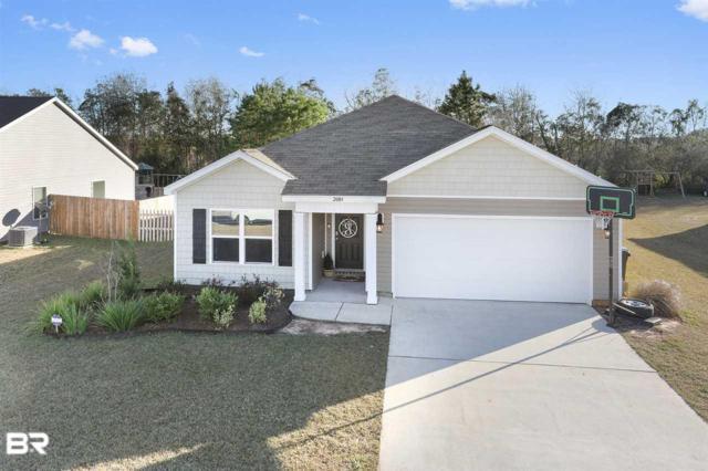 24184 Harvester Dr, Loxley, AL 36551 (MLS #278254) :: Elite Real Estate Solutions