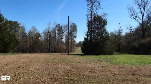 0 W Tower Rd, Evergreen, AL 36401 (MLS #278315) :: Ashurst & Niemeyer Real Estate