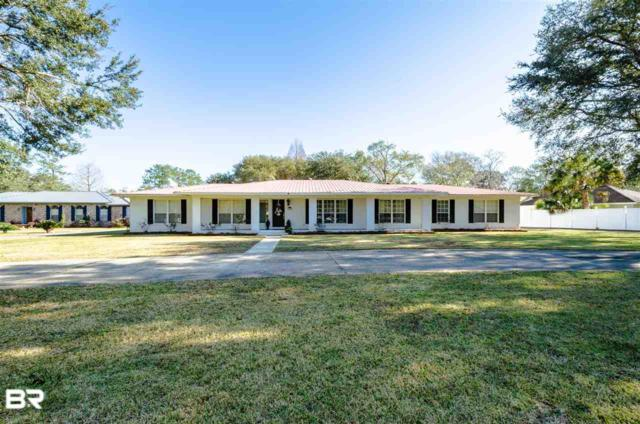 4601 W Canal Circle, Mobile, AL 36619 (MLS #278377) :: Ashurst & Niemeyer Real Estate