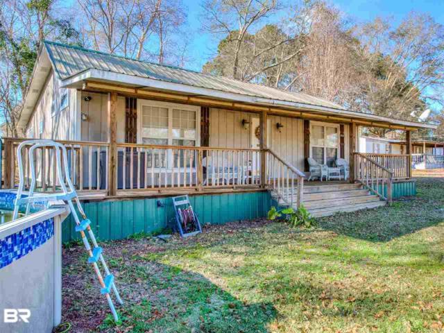 54701 Ramer Rd A, Bay Minette, AL 36507 (MLS #278382) :: Elite Real Estate Solutions