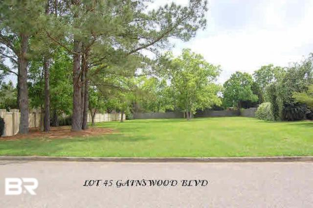 0 Gaineswood Blvd, Fairhope, AL 36532 (MLS #278384) :: ResortQuest Real Estate