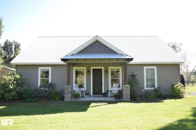 32448 Carrier Drive, Lillian, AL 36549 (MLS #278395) :: Jason Will Real Estate