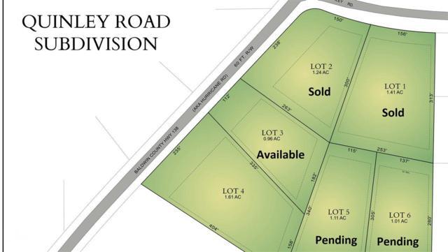0 County Road 138, Bay Minette, AL 36507 (MLS #278414) :: Elite Real Estate Solutions