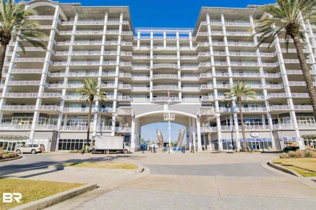4851 Wharf Pkwy #424, Orange Beach, AL 36561 (MLS #278542) :: Coldwell Banker Coastal Realty