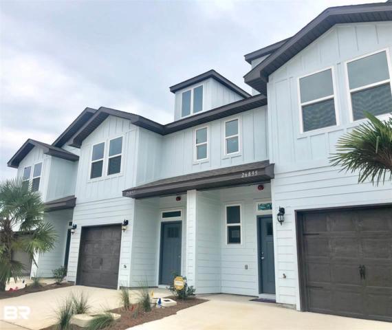26929 Spyglass Drive, Orange Beach, AL 36561 (MLS #278579) :: Coldwell Banker Coastal Realty