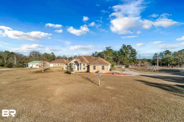34550 S Pine Road, Stapleton, AL 36578 (MLS #278580) :: Elite Real Estate Solutions