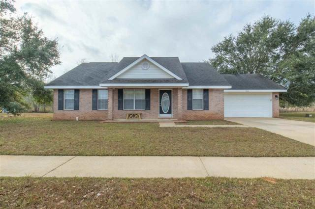 16366 Absalom Street, Foley, AL 36535 (MLS #278600) :: Jason Will Real Estate