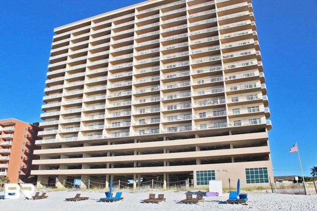 931 W Beach Blvd #806, Gulf Shores, AL 36542 (MLS #278670) :: The Premiere Team