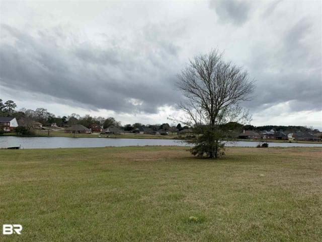 Lot 19 Edgewater Circle, Loxley, AL 36551 (MLS #278707) :: The Kim and Brian Team at RE/MAX Paradise