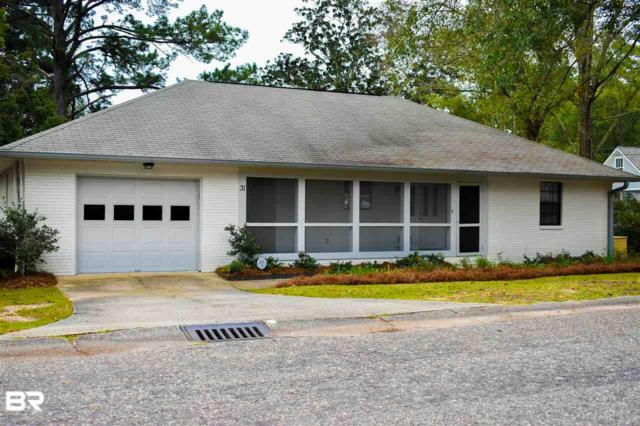 31 Orange Avenue, Fairhope, AL 36532 (MLS #278708) :: The Kim and Brian Team at RE/MAX Paradise