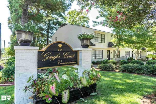 314 Gayfer Court #9, Fairhope, AL 36532 (MLS #278817) :: Gulf Coast Experts Real Estate Team