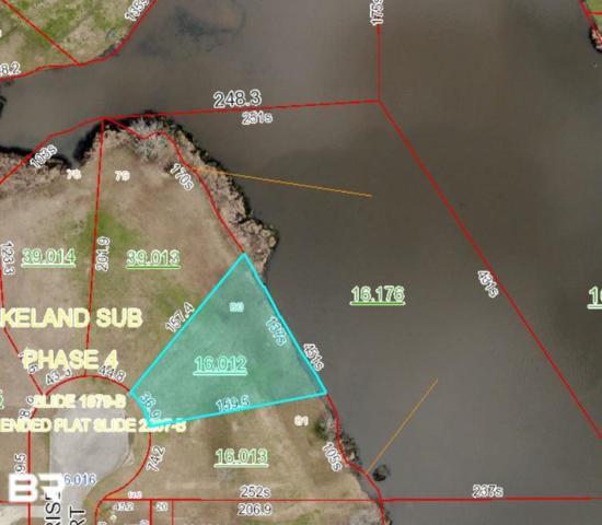 0 Sunrise Court, Loxley, AL 36551 (MLS #278857) :: Elite Real Estate Solutions