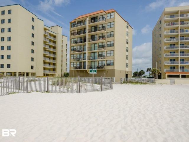 511 E Beach Blvd #406, Gulf Shores, AL 36542 (MLS #278913) :: Jason Will Real Estate