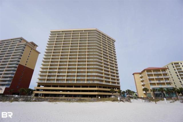 401 E Beach Blvd #1003, Gulf Shores, AL 36542 (MLS #278917) :: The Kim and Brian Team at RE/MAX Paradise