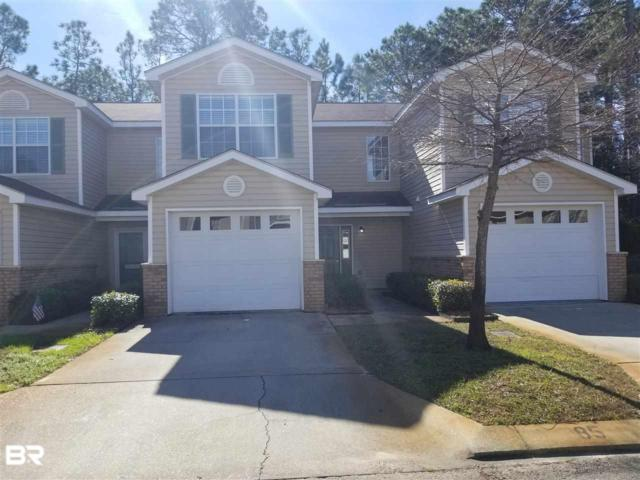 1517 Regency Road #85, Gulf Shores, AL 36542 (MLS #278918) :: Coldwell Banker Coastal Realty