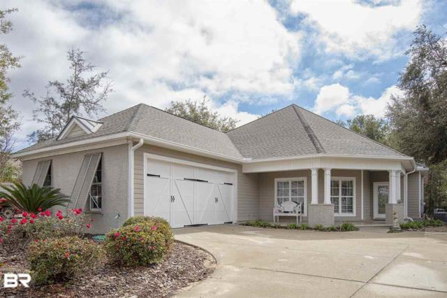 526 Retreat Lane, Gulf Shores, AL 36542 (MLS #279017) :: Coldwell Banker Coastal Realty