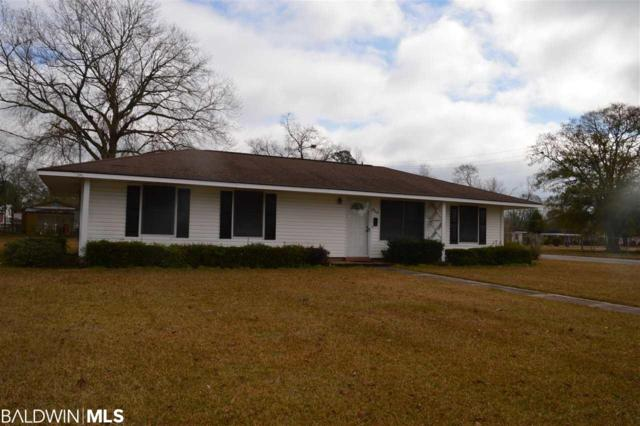 409 4th Avenue, Atmore, AL 36502 (MLS #279025) :: Elite Real Estate Solutions