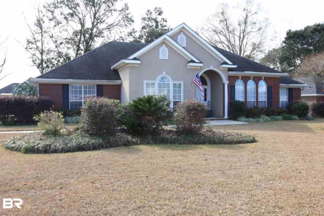 10147 S Wakefield Drive, Mobile, AL 36695 (MLS #279093) :: Elite Real Estate Solutions