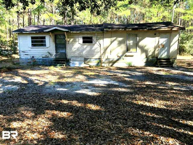 8295 Dixon Rd, Bay Minette, AL 36507 (MLS #279177) :: The Premiere Team