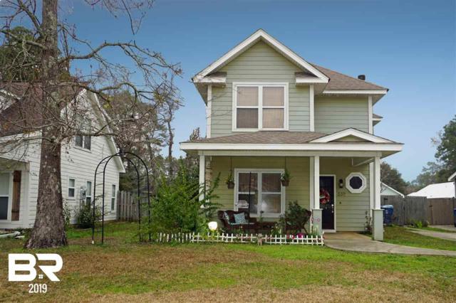 532 E 21st Avenue, Gulf Shores, AL 36542 (MLS #279390) :: Elite Real Estate Solutions