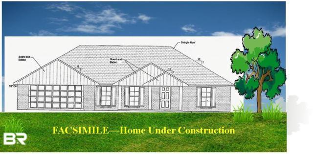32710 Arbor Ridge Circle, Lillian, AL 36549 (MLS #279419) :: Elite Real Estate Solutions