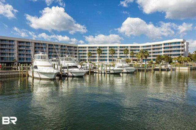 27800 Canal Road #414, Orange Beach, AL 36561 (MLS #279427) :: Coldwell Banker Coastal Realty