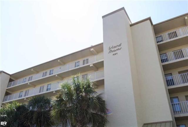 421 E Beach Blvd #158, Gulf Shores, AL 36542 (MLS #279468) :: Jason Will Real Estate