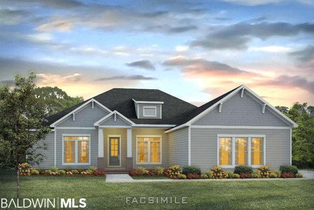 420 Nandina Loop, Fairhope, AL 36532 (MLS #279504) :: Elite Real Estate Solutions