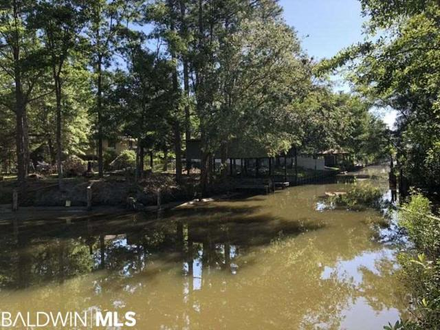 10125 Bayou Circle, Fairhope, AL 36532 (MLS #279524) :: ResortQuest Real Estate